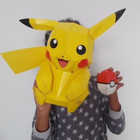 pikachu 3D grund blog sysyinthecity