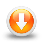 105120-3d-glossy-orange-orb-icon-arrows-arrow-thick-down