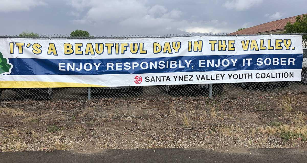 Beautiful Day in Santa Ynez