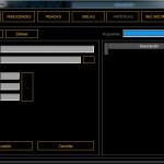"""BroadCast v 1.8 - Administración de Audio (""""Artísticas de la radio"""")"""
