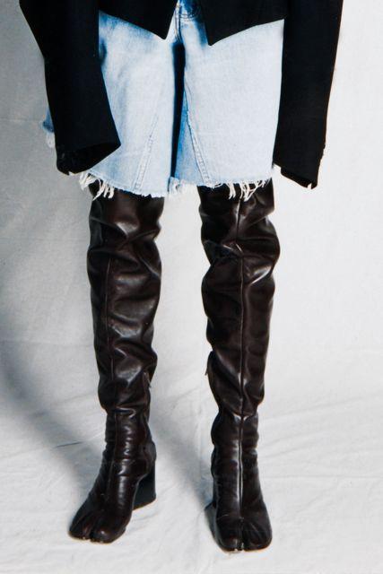 Quot Tabi Shoemaker Quot Maison Martin Margiela Stylezeitgeist