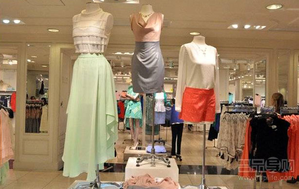 Forever 21 store opens in Shenzhen