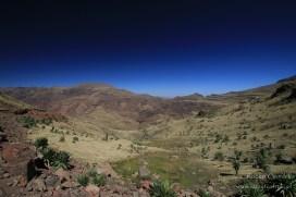 Etiopia - Góry Semien - W drodze na Ras Dashen
