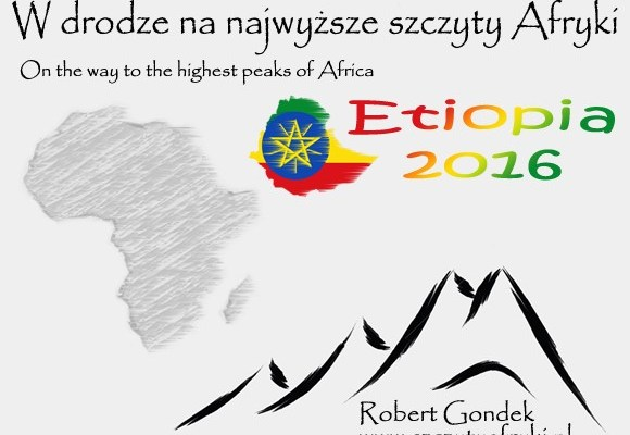 Logo wyprawy do Etiopii