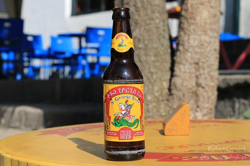 Etiopia - Addis Abeba - St.George Beer