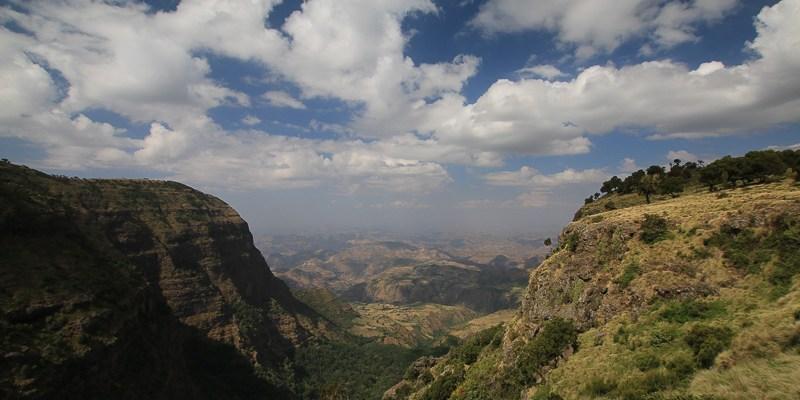 Semien Mountains – W drodze do Sankober