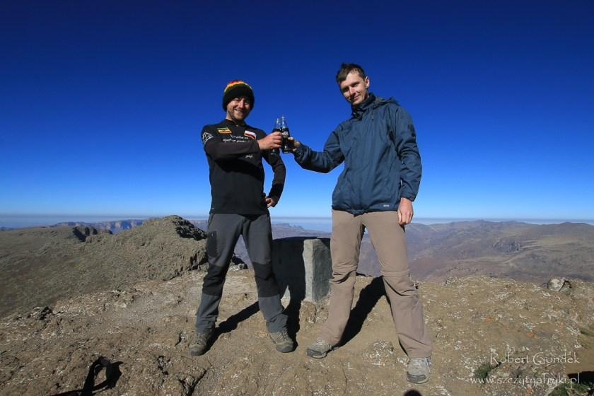 Etiopia - Góry Semien – Ras Dashen