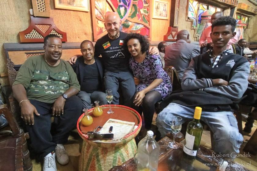 Addis Abeba – Yod Abissynian Cultural Restaurant