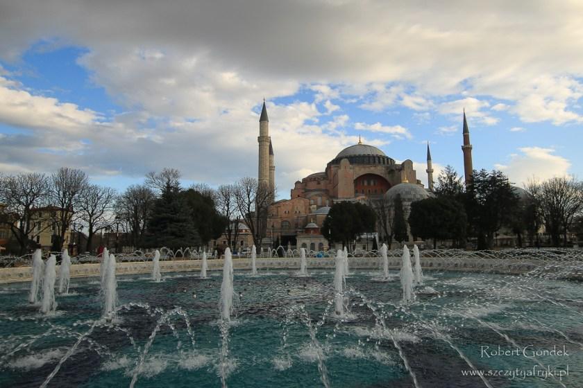 Przygoda z bombą w Stambule