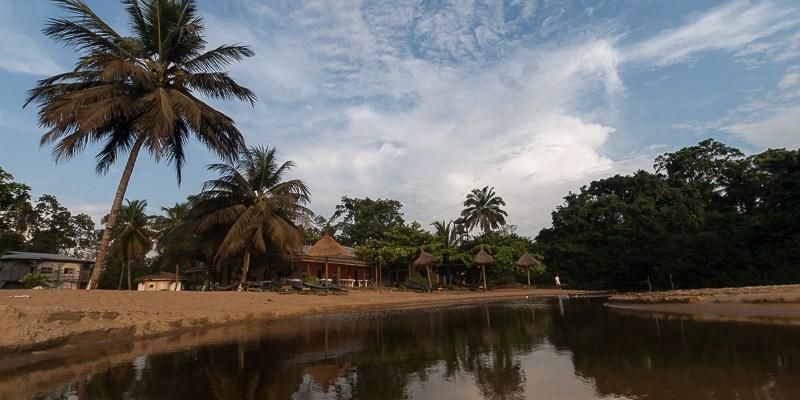 Hotel Tara Plage na wybrzeżu w okolicy