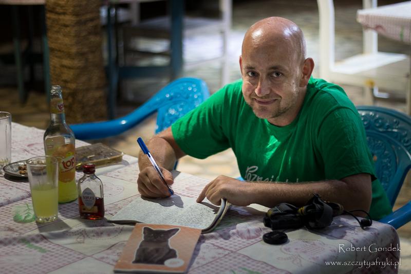 Ile kosztuje podróż do Kamerunu - podczas pisania pamiętnika w Kamerunie
