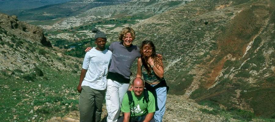 Góry Smocze Lesotho
