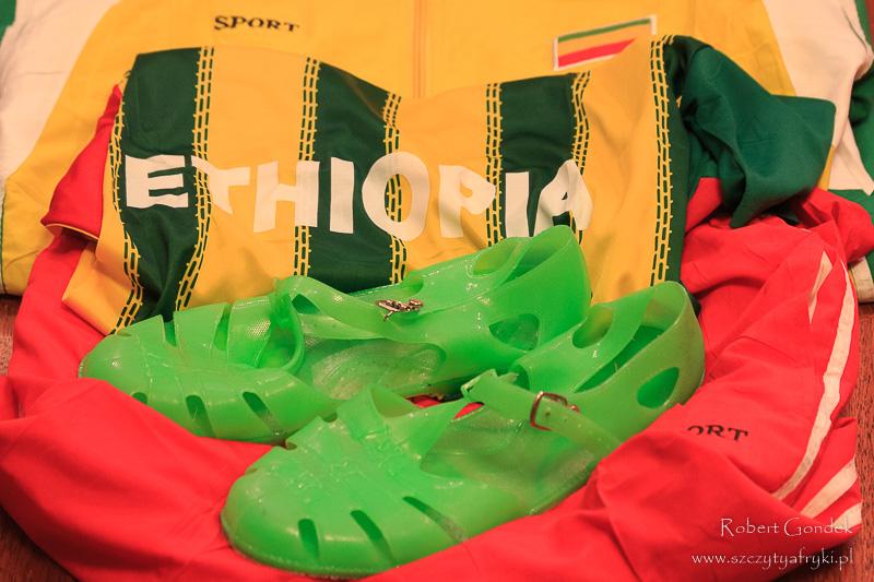 Pamiątki z Etiopii