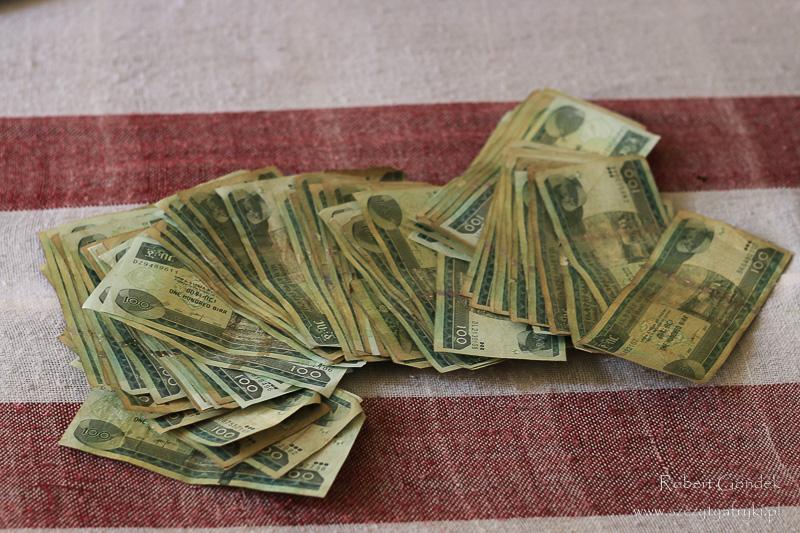 Koszty podróży do Etiopii. Pieniądze w Etiopii