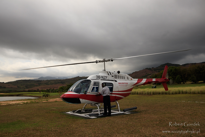 Helikopter Air Mauritius