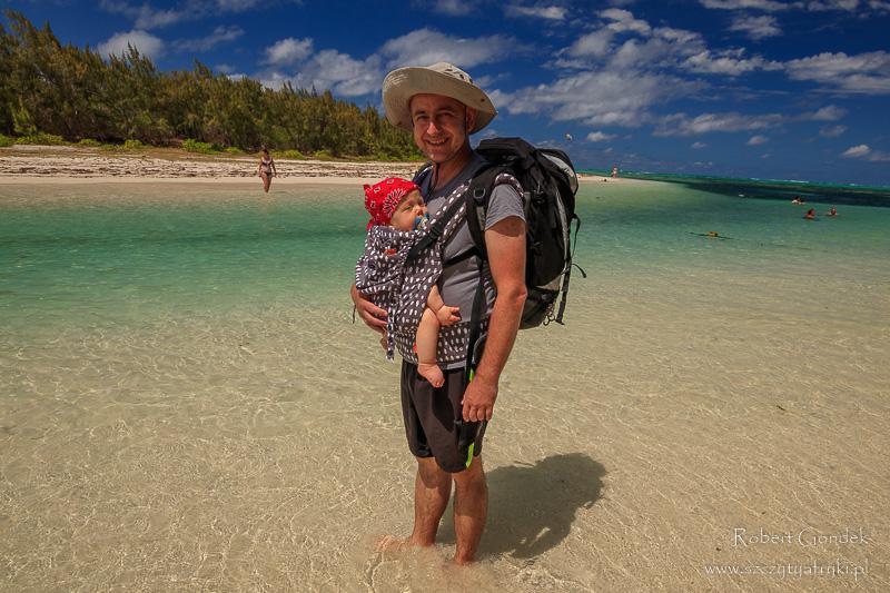 Koszt podróży na Mauritius z dzieckiem