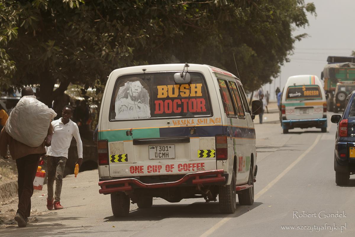 Pierwsze chwile w Tanzanii