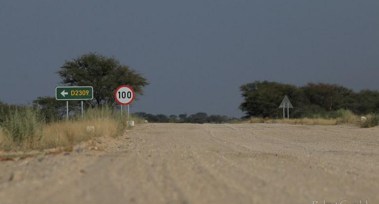 Namibjskie drogi
