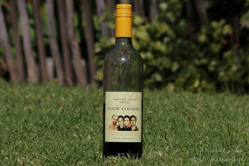Wino Four Cousins