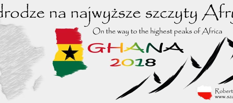 Wyprawa do Ghany - logo