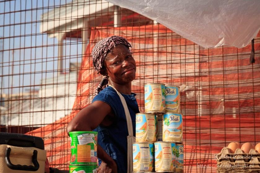 Na ulicach Kumasi