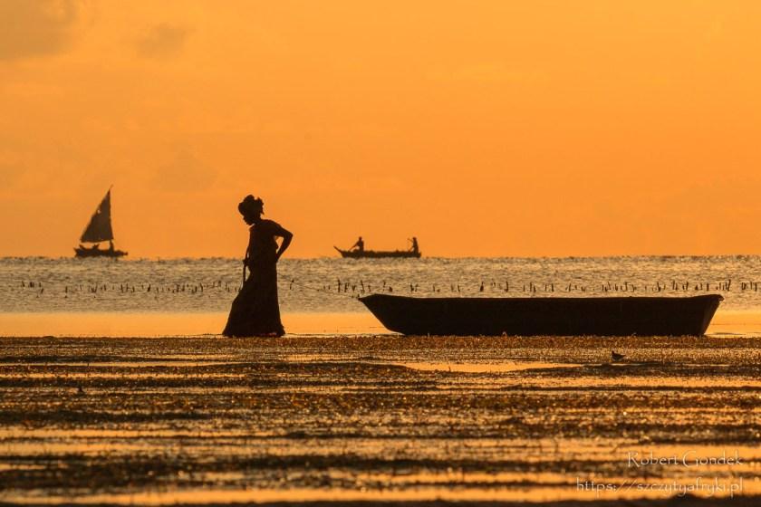Poranek na Zanzibarze - Tanzania