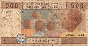 Gabon - informacje praktyczne - pieniądze w Gabonie