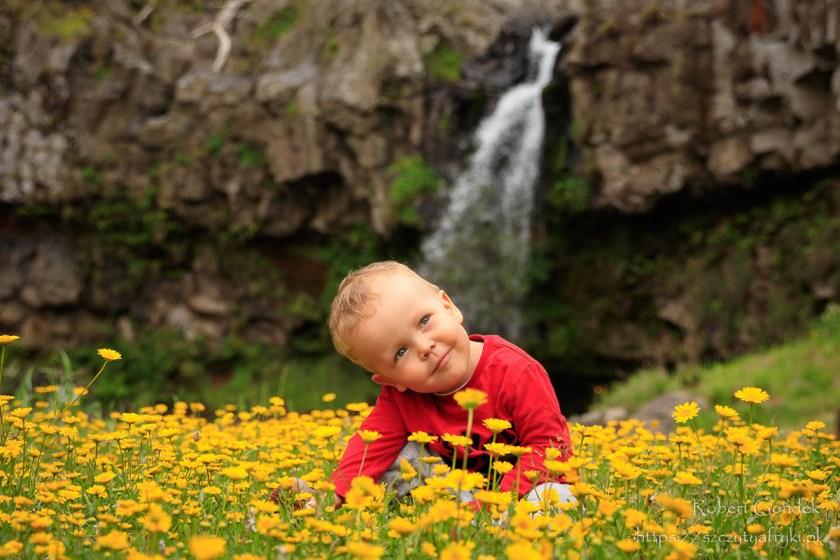 Podróż z dzieckiem na Azory