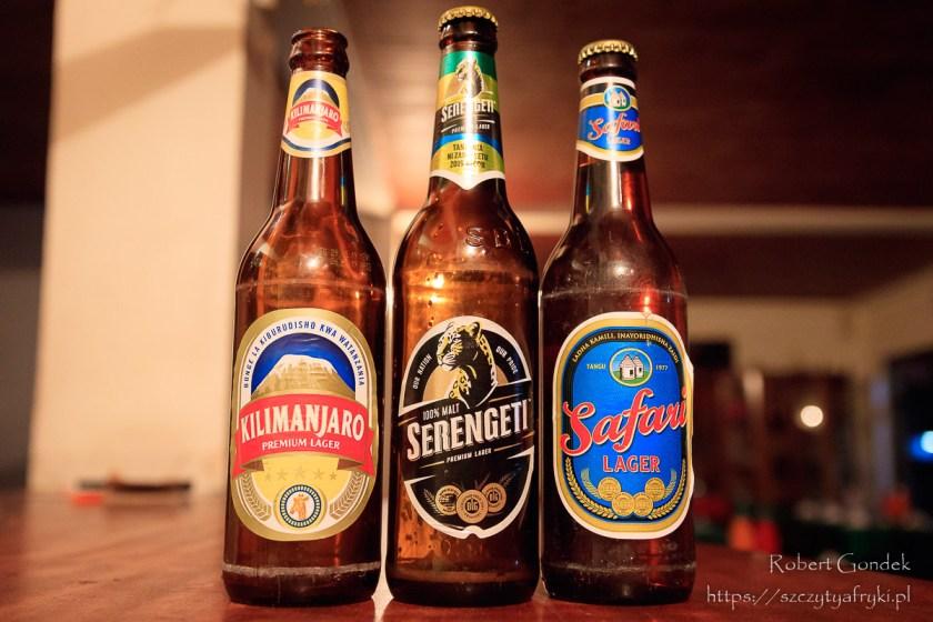 Kilimanjaro, Serengeti i Safari – trzy najpopularniejsze marki piwa w Tanzanii