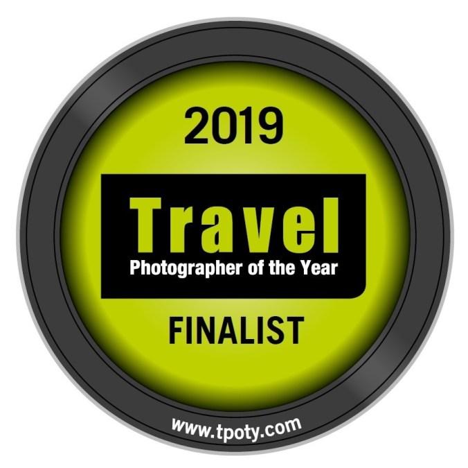 Podróżnicze wydarzenia roku 2019 - Travel Photographer Of The Year 2019 finalist