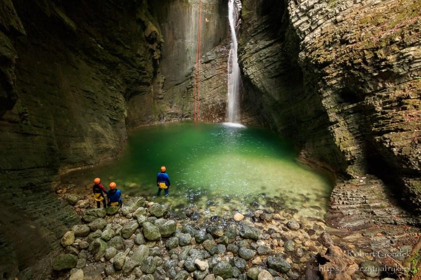 Wodospad Kozjak na Słowenii - najlepsze zdjęcia z Europy w 2019 roku
