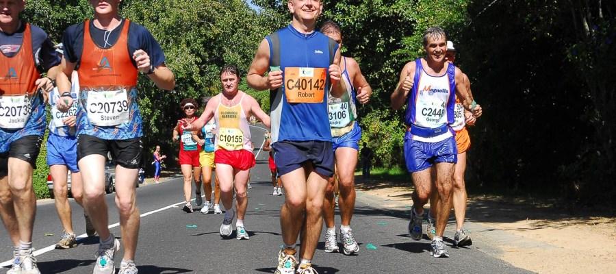 Bieg w Kapsztadzie