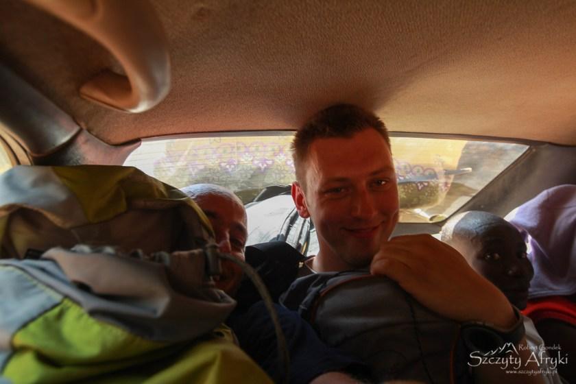 W podróży przez Ugandę