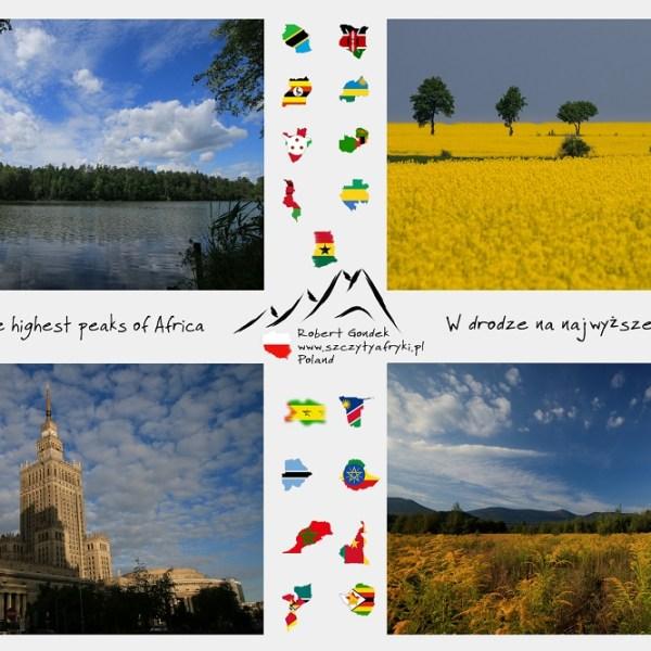 Zdjęcia polskich krajobrazów