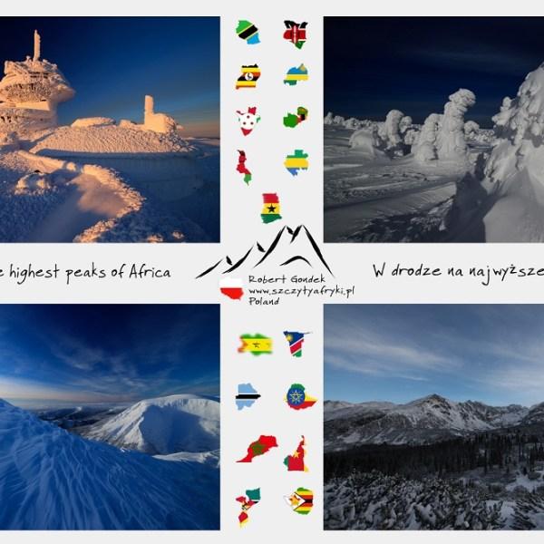 Zimowe zdjęcia z Polski