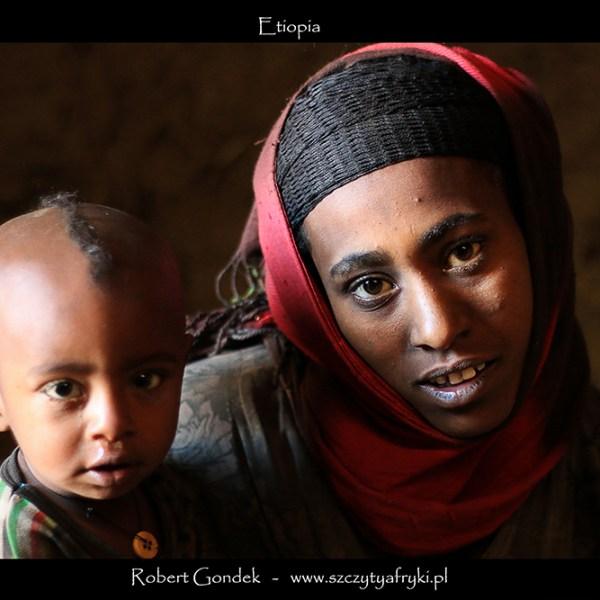 Portret z Etiopii