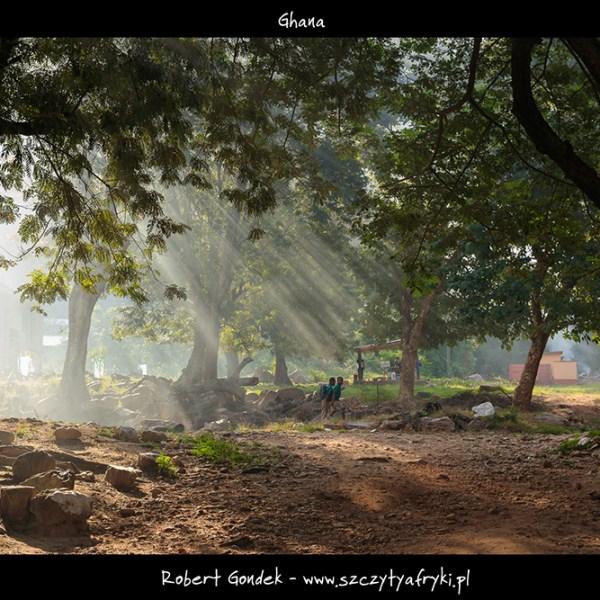Zdjęcie z Ghany