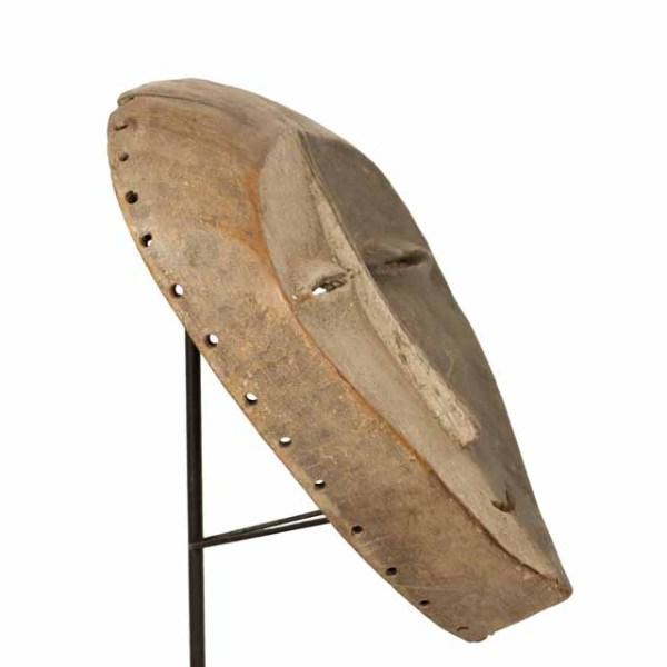 Maska z Afryki plemienia Lega z Demokratycznej Republiki Konga