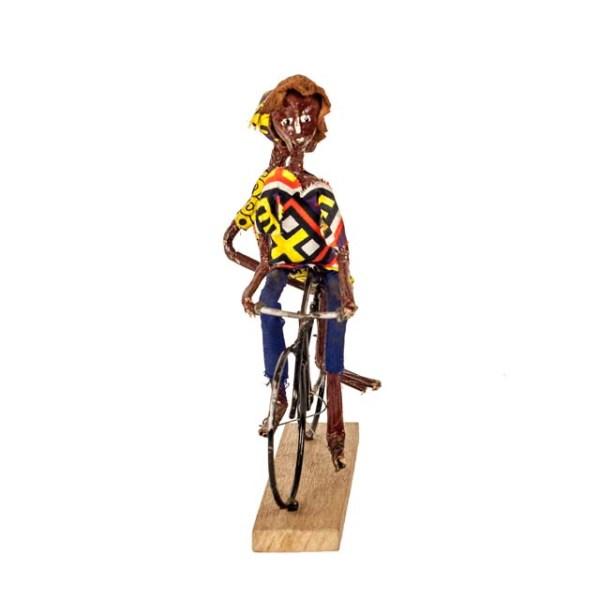Pamiątki z Tanzanii rower