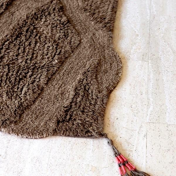 Dywan wełniany Acacia Wood - afrykański styl