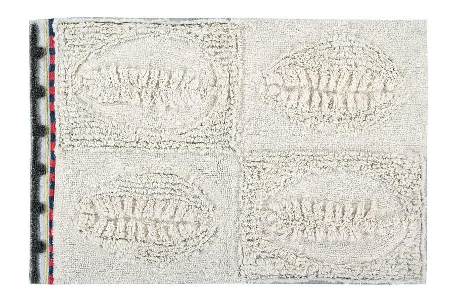 Wełniany dywan Bahari African design