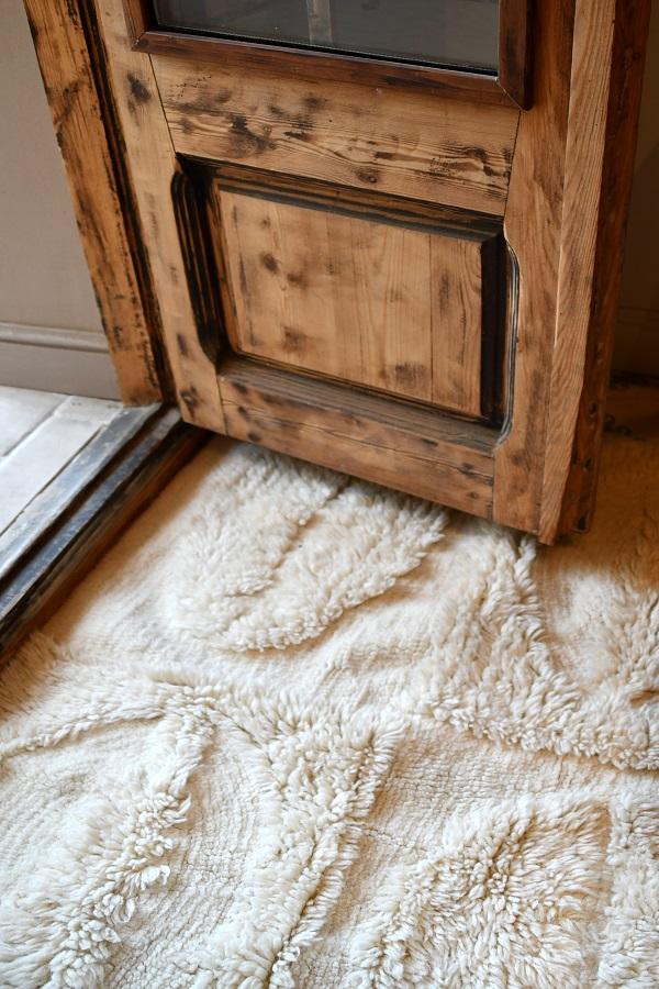 Wełniany dywan Bahari african collection - dywany afrykańskie