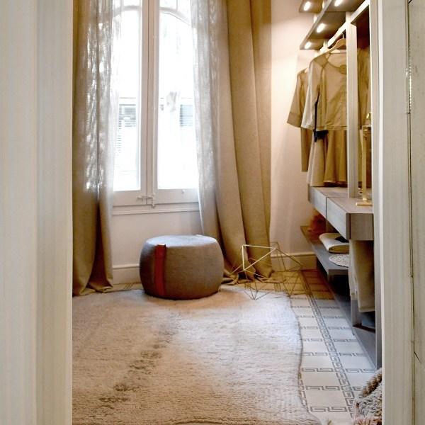 Wełniany dywan Jambo - Lorena Canals do sypialni