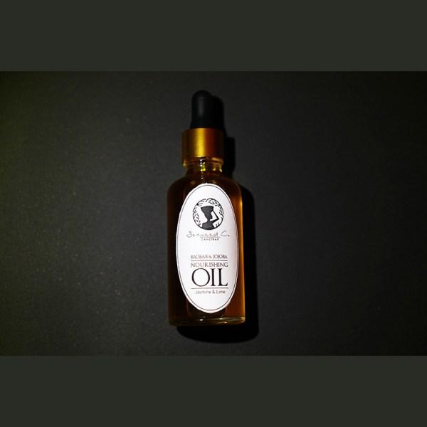 Naturalny afrykański olejek do ciała Baobab i Jojoba 50 ml