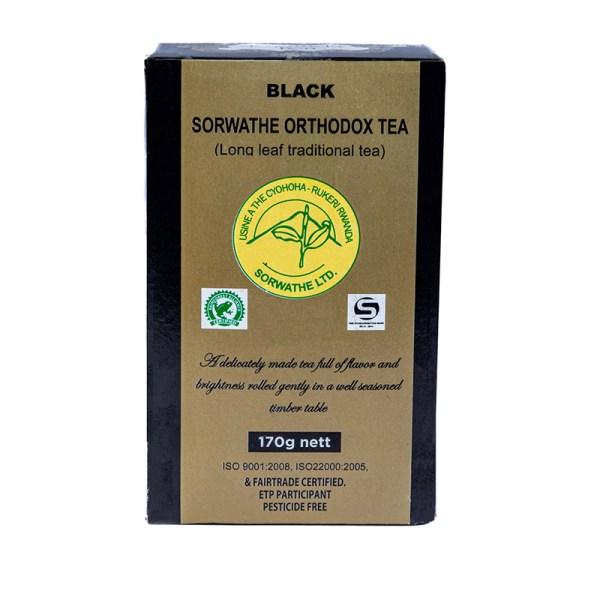 Afrykańska czarna herbata Orthodox