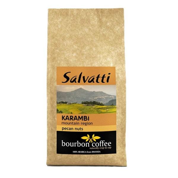 Afrykańska kawa ziarnista - Karambi - 250 g