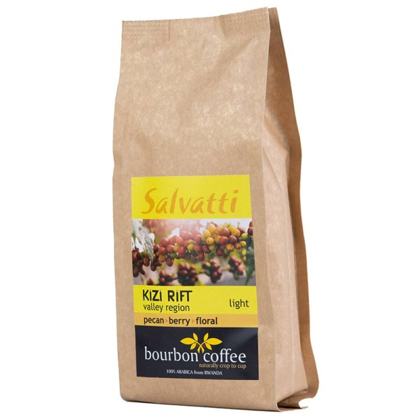 Jasno palona kawa Kizi Rift z Afryki - 250 g