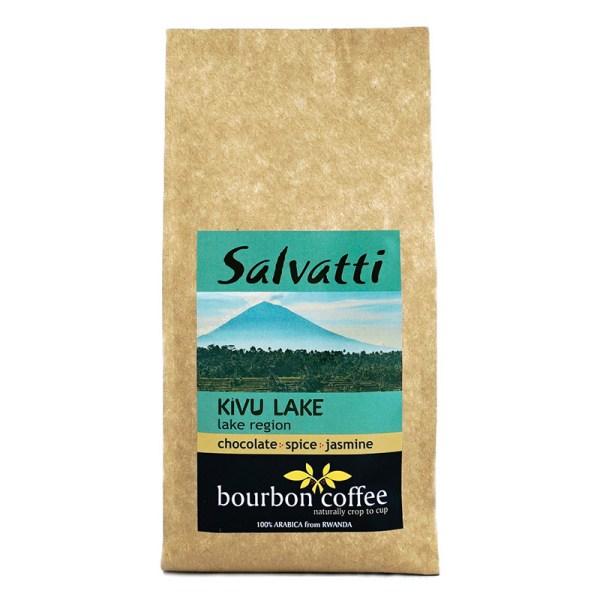 Wysokogatunkowa kawa ziarnista z Afryki Kivu Lake - 250 g