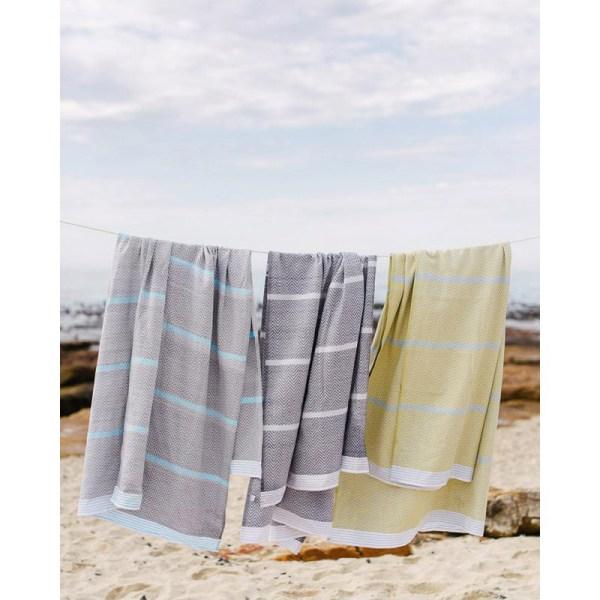 Tkany ręcznik afrykański