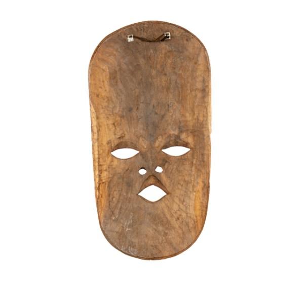 Afrykańska maska z drewna Mwenge - afrykańskie produkty